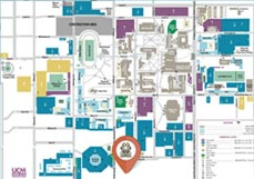 map of ucm campus Webb House University Of Central Missouri Student Housing map of ucm campus